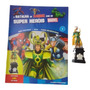 Xadrez Marvel Edição 06 - Miniatura Loki (rei Preto) Original