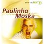 Cd Duplo Paulinho Moska - Série Bis Original