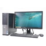 Equipo Completo Dell  Core I5  8gb/500gb  Monitor 22¨  Wifi