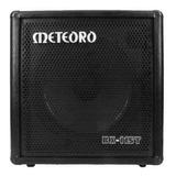 Amplificador Meteoro Ultrabass Bx200 Transistor Para Baixo De 250w Cor Preto 110v/220v