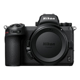 Nikon Z 7ii Sin Espejo Color  Negro