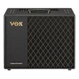 Amplificador Vox Vtx Series Vt100x Combo Valvular 100w Negro 250v