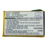 Bateria Gps Garmin 1300 Nuvi 205w 265 765 40 52 1490 50 65