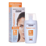 Isdin Fotoprotector Spf50+ Fusion Water Toque Seco X 50 Ml
