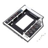Caddy Segundo Disco Notebook Hdd Sata Ssd Universal 9,5mm Hf