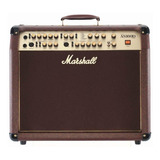 Amplificador Marshall Acoustic As100d Combo Transistor 100w