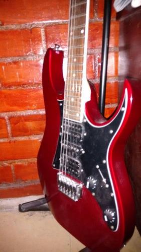 Ibanez Grg 150 + Funda Y Amplificador Laney Lx12 + Cable