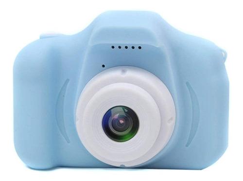 Cámara Digital Niños Y Niñas Fotos Y Video Flash Memoria