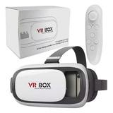 Oculos 3d Virtual C/controle Filme Video Celular Jogos