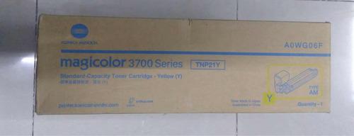Toner Original Konica Minolta Magicolor 3700 Yellow