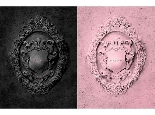 Blackpink 2nd Mini Album Kill This Love Cd + Photobook Nuevo