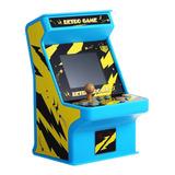 Micro Fichines Arcade Retro Flipper Consola 200 Juegos Niños