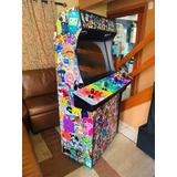 Máquina Arcade 4 Player 32