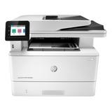 Impresora Multifunción Hp Laserjet Pro M428fdw Con Wifi Blanca 220v