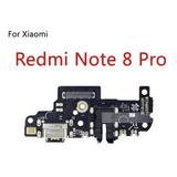 Flex Ó Modulo De Carga Xiaomi Redmi Note 8 Pro   Instore