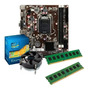 Kit Cpu I3 2.93 Ghz + Placa Mãe + Cooler + Memoria 4 Gb Original