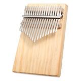 Kalimba De 17 Teclas, Instrumento Musical