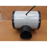 Extractor Doble Turbina 4 Pulgadas P/cocina Al Mejor Precio!