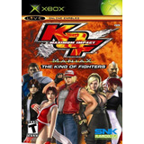 The King Of Fighters: Maximum Impact Maniax Xbox