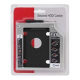 Caddy Adaptador 9.5mm Disco Duro Sata Ssd Hdd