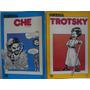 2 Livros Conheça Trotsky Tariq Ali  E Conheça Che Rius Original