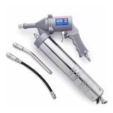 Engrasadora Neumatica Bremen Pico Rigido Y Flexible Grasera Cod. 3665 Dgm