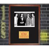 Seru Giran Foto Y Entrada Recital 1980 Enmarcados Charly