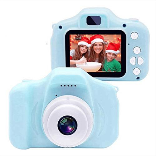Mini Cámara Digital Foto Video Full Hd Juguete Niños Usb