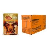 Alimento Special Dog Premium Especial Para Cachorro Filhote Todos Os Tamanhos Sabor Frango Em Sachê De 100g
