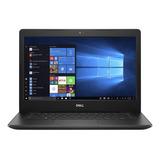 Notebook Dell Inspiron 3493 Black 14 , Intel Core I3 1005g1  4gb De Ram 128gb Ssd, Intel Uhd Graphics 1366x768px Windows 10 Home