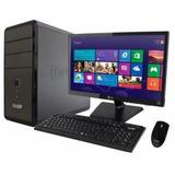 Pc De Mesa Core I7 1tb 16 Gb Ddr4 Monitor Samsung 22 Raedon