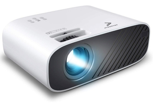 Proyector W90 Led Full Hd 720p 2500 Lumens Portatil