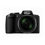 Nikon Coolpix B600 Compacta Color  Negro