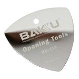 Uña Metalica Baku Bk 213 Apertura Celular Acero Inoxidable