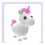 Unicornio De Peluche Jugete Exclusivo Adopt Me