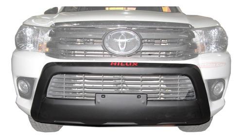 Bumper Plastico Toyota Hilux Linea Nueva