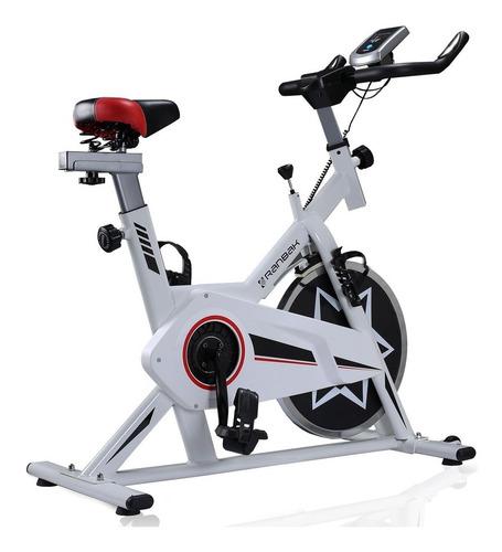 Bicicleta Fija Spinning Indoor Ranbak 101 Correa Hc
