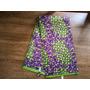 Tecidos Africanos (capulanas) Com Estampas Variadas - Tc023 Original