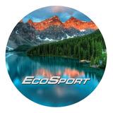 Fundas Cubre Rueda Ecosport Cross Fox Spin Impresion Laser