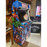 Maquina Arcade Multijuego Raspberry Pi 32gb Retropie
