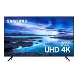 Smart Tv Samsung Un70au7700gxzd Led 4k 70  100v/240v