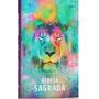 Bíblia Sagrada | Leão Color | Acf | Letra Média | Capa Dura Original