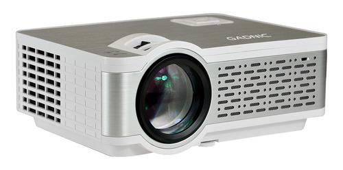 Proyector Gadnic 3500 Lumens Portable 1080p Hdmi 150 1000:1