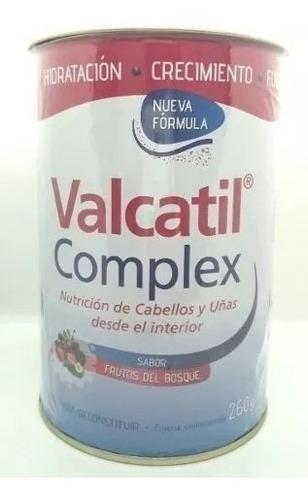 Valcatil Complex Para Cabello Polvo 260g Magistral Lacroze