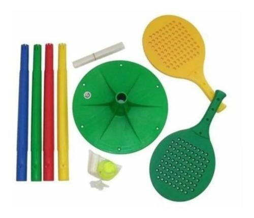 Tenis Orbital En Bolsa Paletas Pelota Original Serabot
