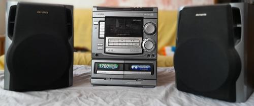 Equipo De Audio Aiwa En Muy Buen Estado