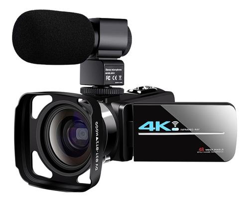 Cámara De Vídeo 4k Videocámara Digital Camcordy Para Tran