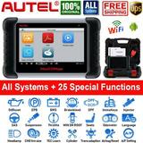 Escaner Automotriz Autel Mk808 Obd 2 2020 Todos Los Sitemas