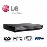 Reproductor Dvd Con Usb LG Dp132 Rca Mp3 Wma