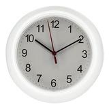 Reloj Despertador Reloj De Pared Ikea Rusch 25x4 Cm, Blanco